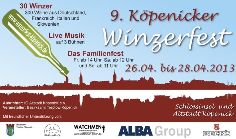 Winzerfest Köpenick