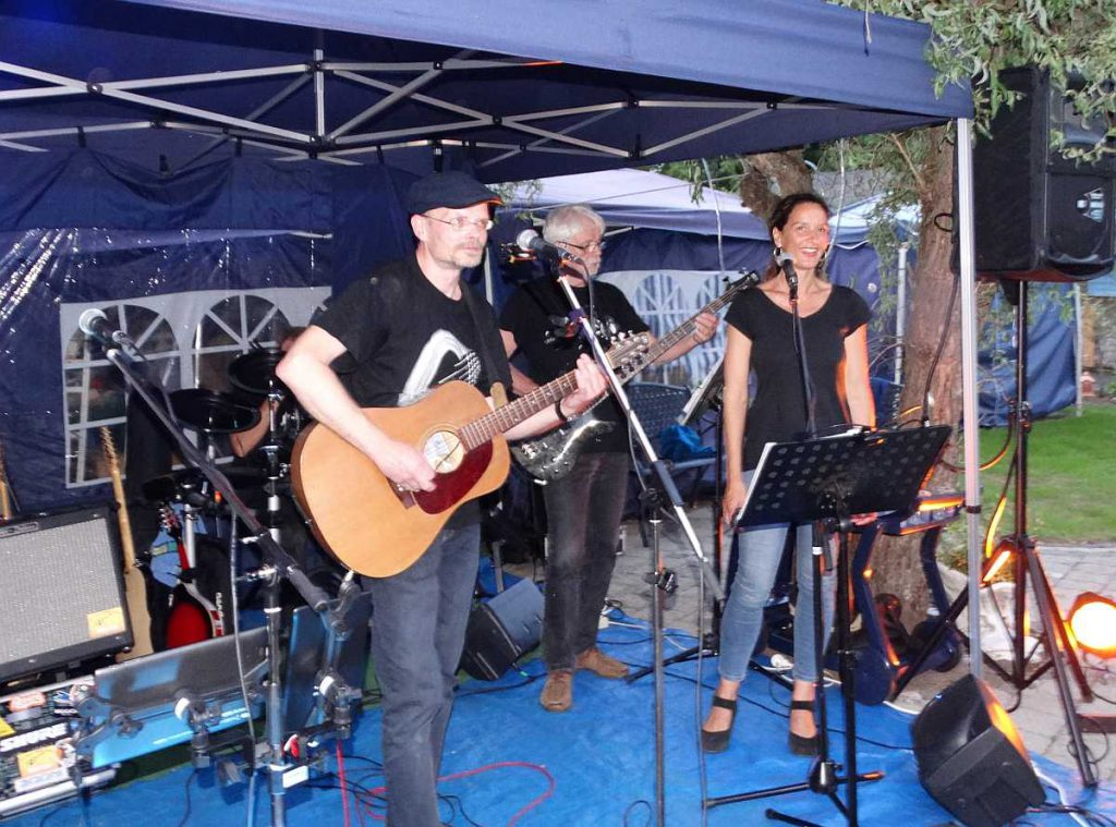 Berliner Oldieband Konzert
