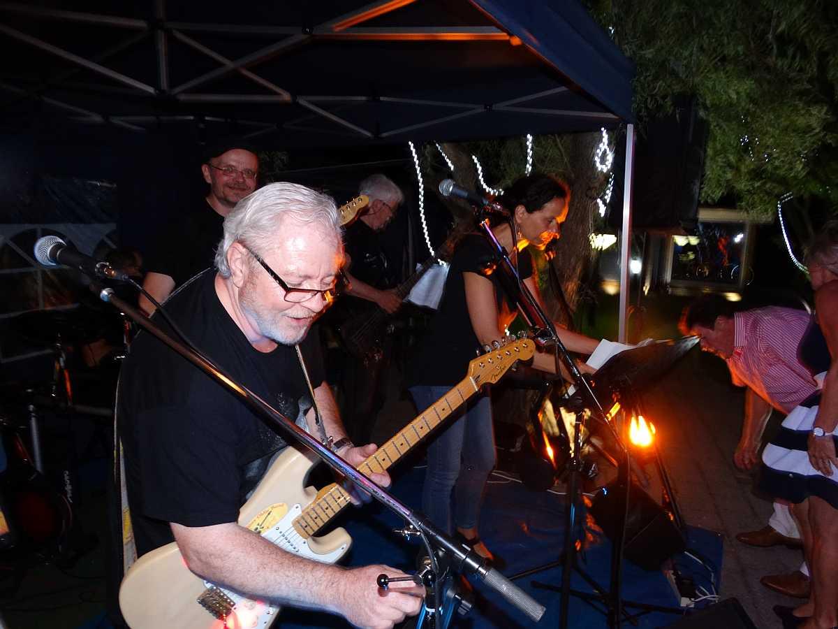 Berliner Oldieband live